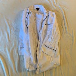 J. Crew Sleep Shirt